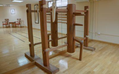 Muñeco de Madera de Wing Chun